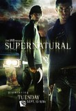 Supernatural's poster (Eric Kripke)
