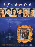 Friends's poster (David CraneMarta Kauffman)