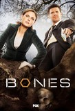 Bones's poster (Hart HansonGreg Yaitanes)