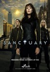 Sanctuary's poster (Damian Kindler)