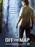 Off the map's poster (Jenna Bans (Creator)Randall Zisk)