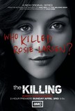 The Killing's poster (Veena Cabreros SudPatty Jenkins)
