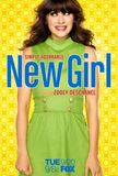 New Girl's poster (Jake Kasdan)