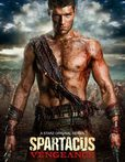 Spartacus: Vengeance's poster (Michael HurstRick JacobsonJesse Warn)