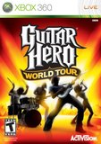 Guitar Hero: World Tour's poster ()