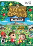 Animal Crossing: City Folk's poster ()