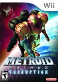 Metroid Prime 3: Corruption's poster ()