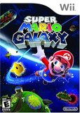 Portada de Super Mario Galaxy ()