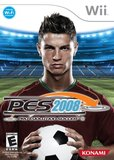 Pro Evolution Soccer 2008's poster ()