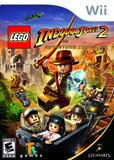 Lego Indiana Jones 2: The Adventure Continues's poster ()
