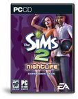 The Sims 2: Nightlife's poster ()