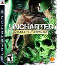 Uncharted: Drake's Fortune's poster ()