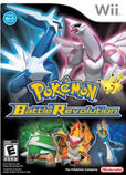 Pokémon Battle Revolution's poster ()