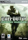 Call of Duty 4: Modern Warfare's poster ()