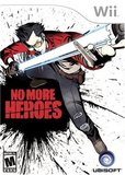 No More Heroes's poster ()