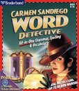 Carmen San Diego Word Detective's poster ()