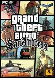 Grand Theft Auto San Andreas's poster ()