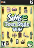 The Sims 2: Teen Style Stuff's poster ()