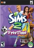 The Sims 2: FreeTime's poster ()