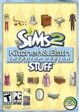 The Sims 2: Kitchen & Bath Interior Design Stuff's poster ()