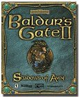 Baldur's Gate 2: Shadows of Amn's poster ()