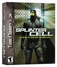 Tom Clancy's Splinter Cell's poster ()