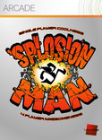 Splosion Man's poster ()