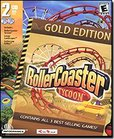 Roller Coaster Tycoon Gold Edition's poster ()