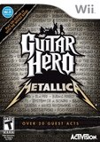 Guitar Hero Metallica's poster ()