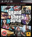 Grand Theft Auto: Episodes From Liberty City's poster ()