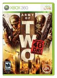 Army of Two: The 40th Day's poster ()