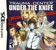 Trauma Center:  Under the Knife's poster ()