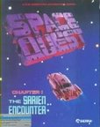 Space Quest I: Roger Wilco in the Sarien Encounter's poster ()