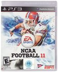 NCAA Football 11's poster ()