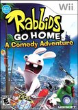 Rabbids Go Home's poster ()