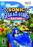 Sonic All Star Racing's poster ()