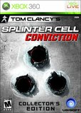 Tom Clancy's Splinter Cell Conviction CE's poster ()