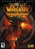 World of Warcraft: Cataclysm's poster ()