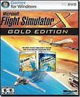Microsoft Flight Simulator X: Gold Edition's poster ()