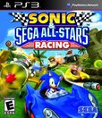 Sonic Sega All Star Racing's poster ()