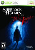Sherlock Holmes vs. Jack the Ripper's poster ()