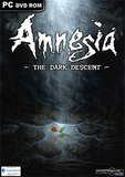 Portada de Amnesia: The Dark Descent ()