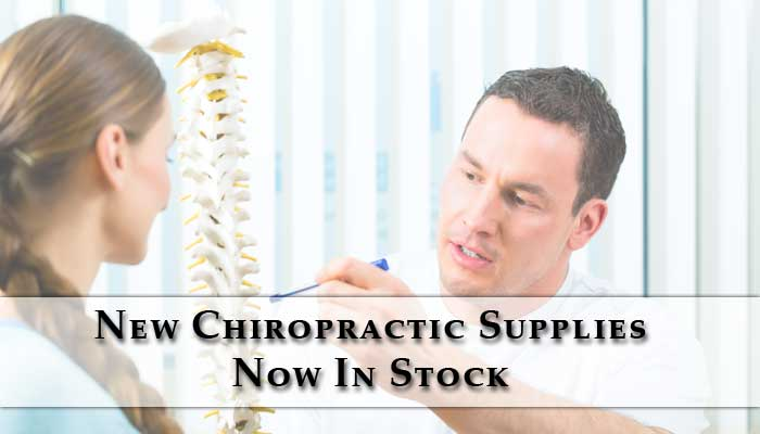 Chiropratic Supplies