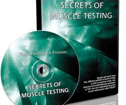 Secrets of Muscle Testing (downloadable video)