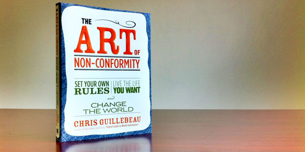 "Video: Grab the Bananas (and win a copy of ""The Art of Nonconformity"" by Chris Guillebeau)."