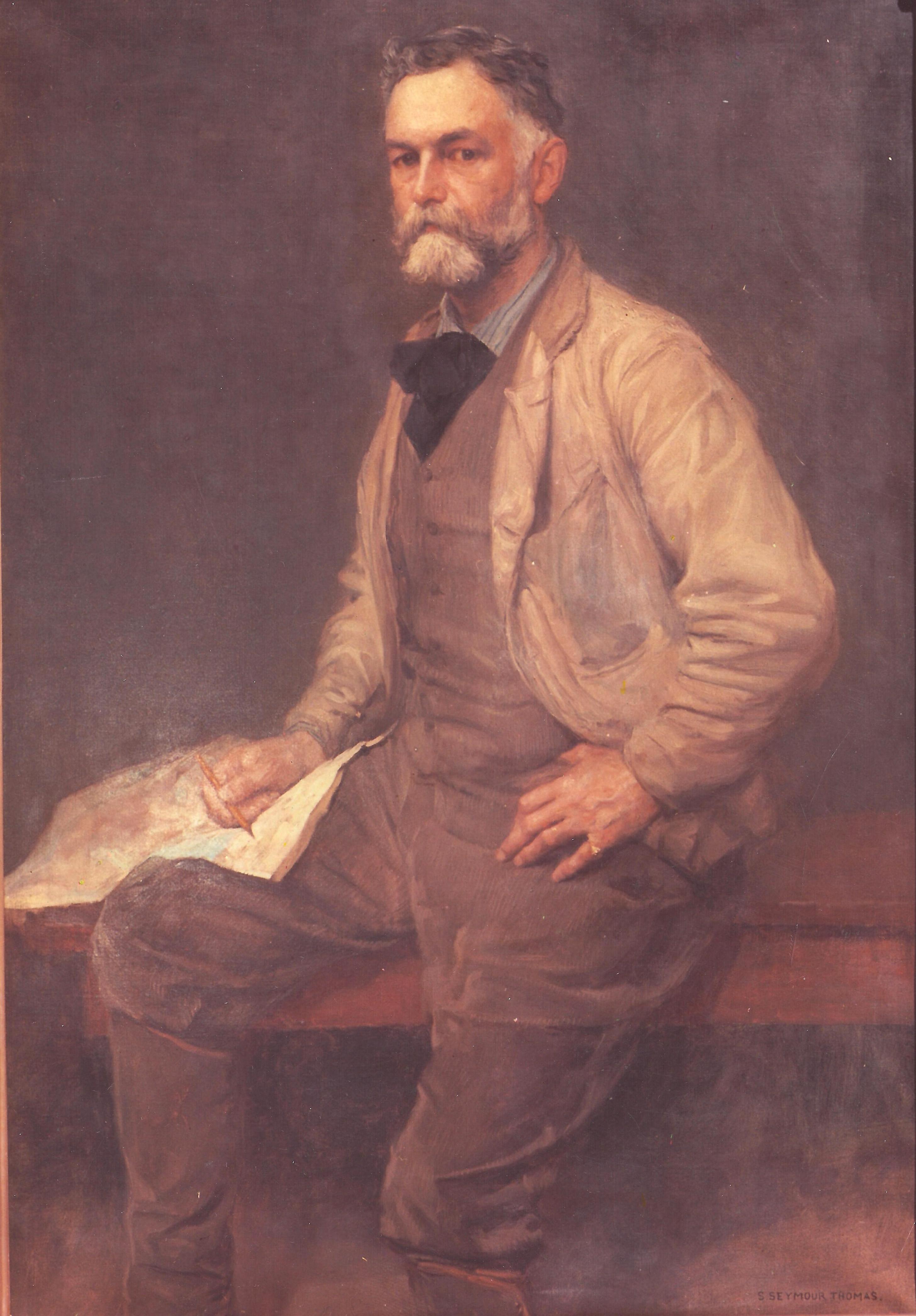 John M. Longyear