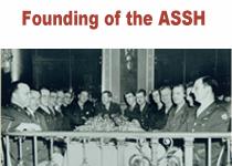 Founding of the ASSH