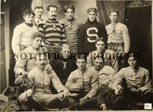 1903-04 Sonora Football Team
