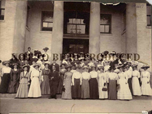 Tuolumne County Teachers 1907