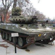 2002.356.01, General Sheridan Tank